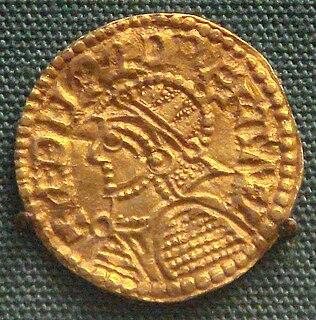 Mancus gold coin