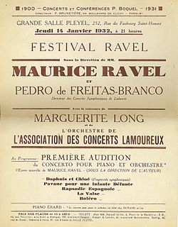 Image illustrative de l'article Concerto en sol de Ravel