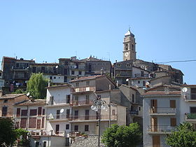 View of Agosta