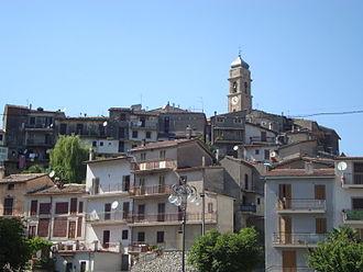 Agosta, Lazio - View of Agosta