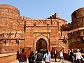 Agra Fort Agra India - panoramio (1).jpg