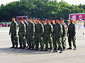 Airborne Special Operations Force Team Standing on Chengkungling Ground 20131012.jpg