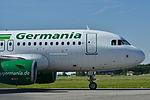"Airbus A319-100 Germania (GMI) ""AJW Aviation"" D-ASTZ - MSN 3019 (9645936237).jpg"
