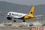 Airbus A320-214, Monarch Airlines JP7441014.jpg