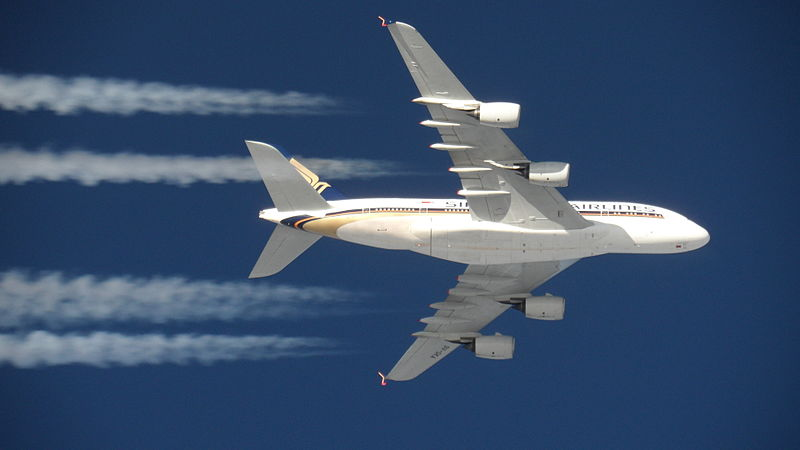Bestand:Airbus A380 Singapore Airlines.JPG
