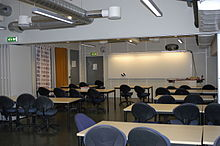 Learning space - Wikipedia
