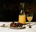Albert Anker - Stillleben mit Wein und Kastanien.jpg