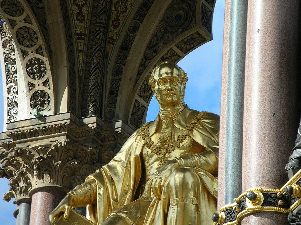 Albert Memorial - Main Figure
