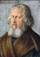 Portrait of Hieronymus Holzschuher