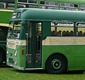 Aldershot & District bus 543 (MOR 581), 2008 Alton bus rally.jpg