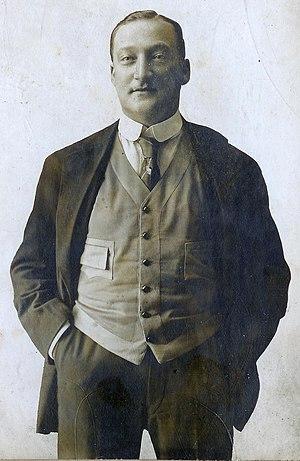 Alec Hurley - Hurley, c. 1910