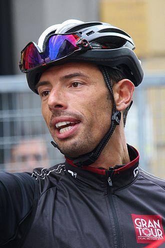 Alessandro Ballan - Ballan at the 2017 Milan–San Remo