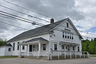 Alexandria, New Hampshire - Image: Alexandria NH Town Hall