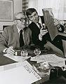 Alfred und Gert Vogelsaenger 1973.jpg