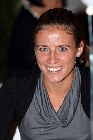 Poland Fed Cup team - Alicja Rosolska