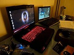 Alienware Wikip 233 Dia