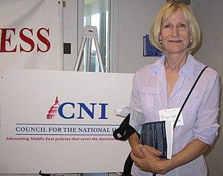 Alison Weir (activist) American journalist