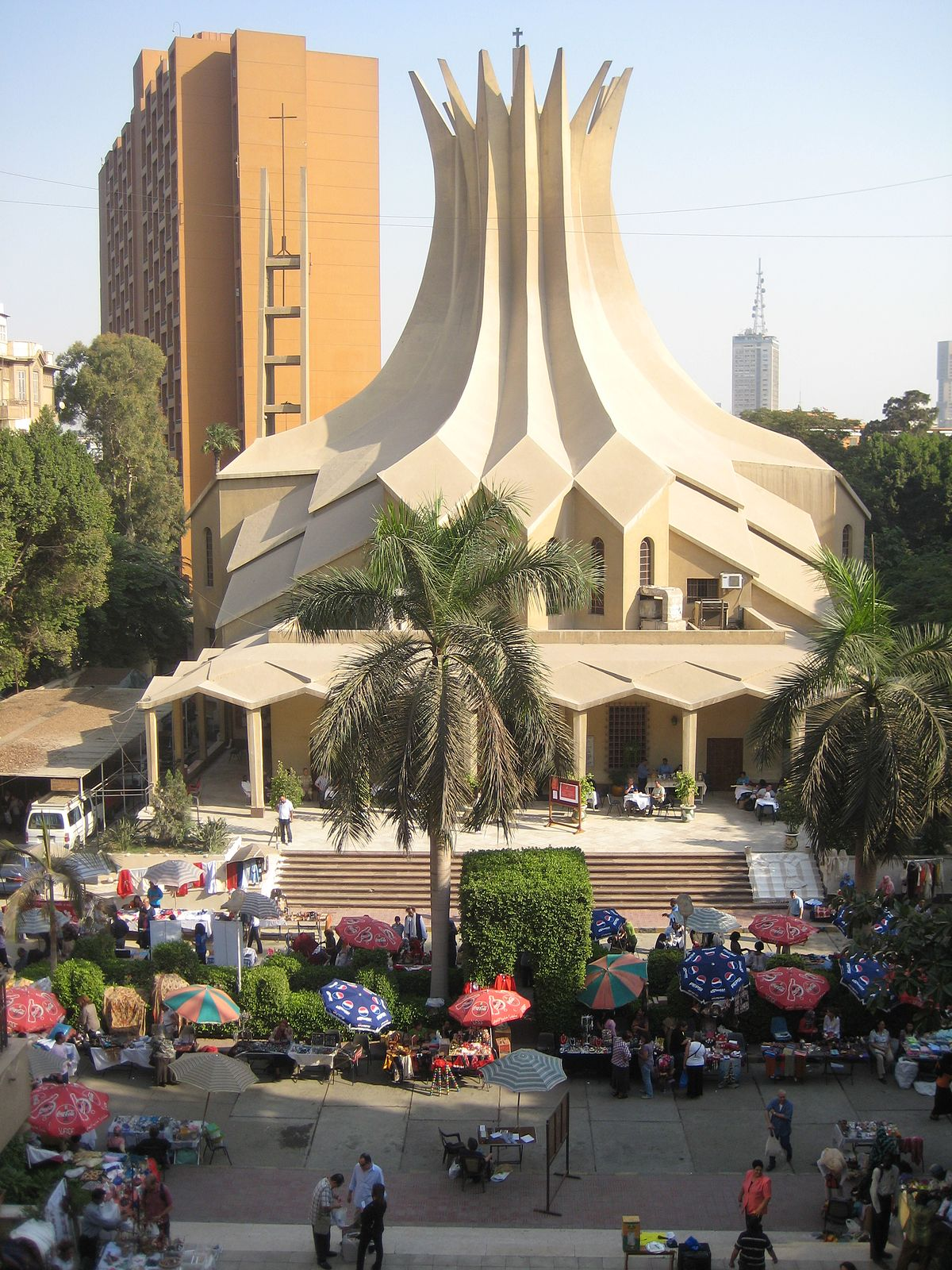 All Saints Cathedral Cairo Wikipedia