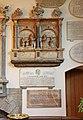 All Saints, Chelsea Old Church, Cheyne Walk, London SW3 - Wall monuments - geograph.org.uk - 1874780.jpg