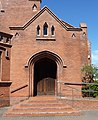All Saints Church, Palmerston North, New Zealand 11.JPG