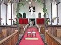 All Saints Church - view west - geograph.org.uk - 1373986.jpg