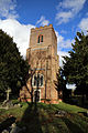 All Saints Theydon Garnon tower from west (Canon 6D).jpg