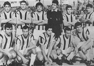 Club Almagro - In 1968 Almagro won another title and promoted to Primera.
