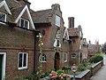 Almshouses, Quainton - geograph.org.uk - 566253.jpg