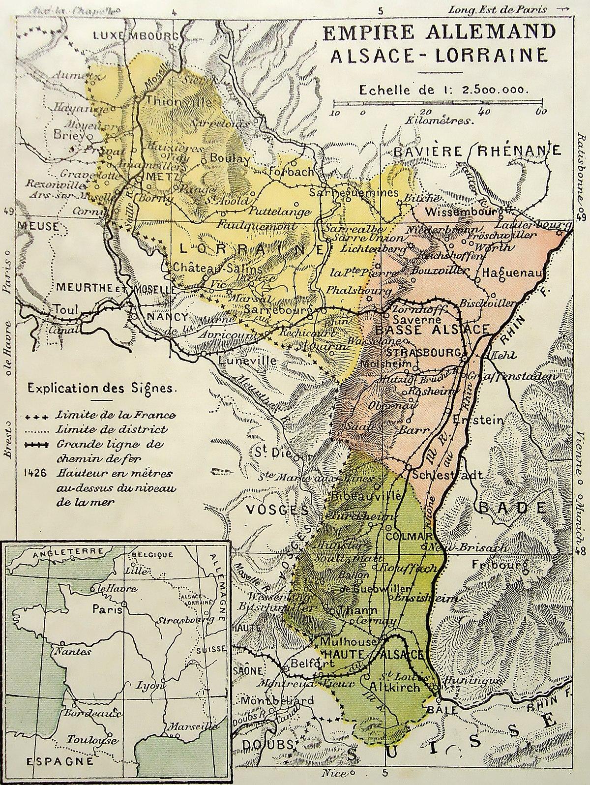 Alsas-Loren - Vikipedi