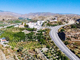 Alsodux,  Andalusia, Spain