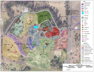 Alta Vista Gardens - This is the complete Master Plan for Alta Vista Botanical Gardens that was approved by the board of the gardens and subsequently submitted to the city of Vista in the fall of 2013.