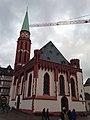 Alte Nikolai Igreja, Romer - Frankfurt, Alemanha - panoramio.jpg