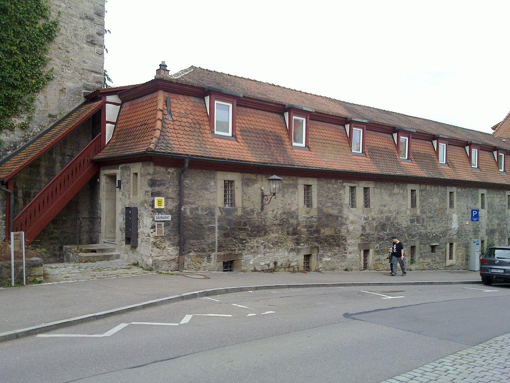 Schwabisch Hall Altes Casino