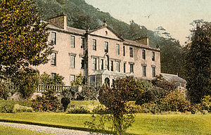 John Johnstone (East India Company) - Alva House in the early 20th century