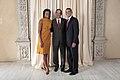 Alvaro Colom Caballeros with Obamas.jpg