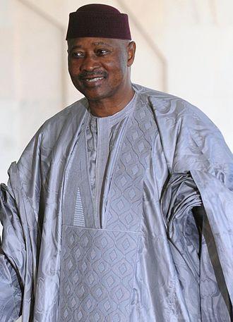 Amadou Toumani Touré - Image: Amadou Toure