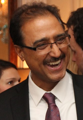 Minister of Natural Resources (Canada) - Image: Amarjeet Sohi 2015