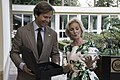Ambassador Trevor Traina presented Elisabeth Gürtler with the Embassy's Cultural Icon Award - 2019-06-19 -a.jpg