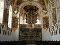 Amberg, Schulkirche, Prospekt Funtsch 1760.JPG
