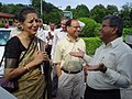 Ambika Soni Visiting Science City - Kolkata 2006-07-04 04776.JPG