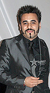 Ameet Chana British actor