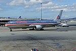 American Airlines Boeing 767 at SFO (3332793173).jpg