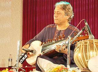 Amjad Ali Khan - Image: Amjad Ali Khan