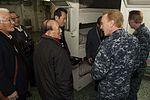 Amphibious Squadron 11 Hosts Tour Aboard USS Bonhomme Richard (LHD 6) 170118-N-NB544-073.jpg