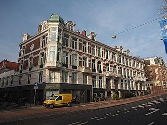 Oude Pijp - Govert Flinckstraat, Oude Pijp
