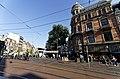 Amsterdam - Koningsplein - View on Singel & Flowermarket.jpg