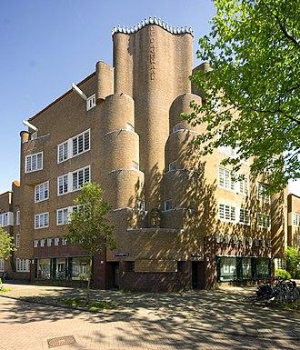 Nieuwe Pijp - Dageraad Complex.