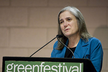 Amy Goodman, award-winning journalist and host...