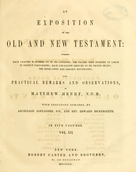 File:An Exposition of the Old and New Testament - vol 3.djvu