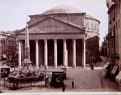 Anderson, James (1813-1877) - n. 477 - Pantheon di Agrippa.jpg